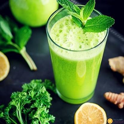 Green Juices for Vata, Pitta & Kapha