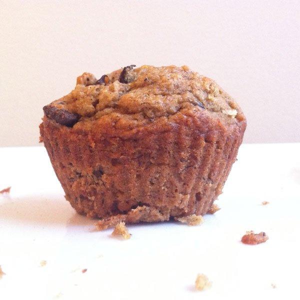 Best-ever Vegan Banana Muffin Recipe