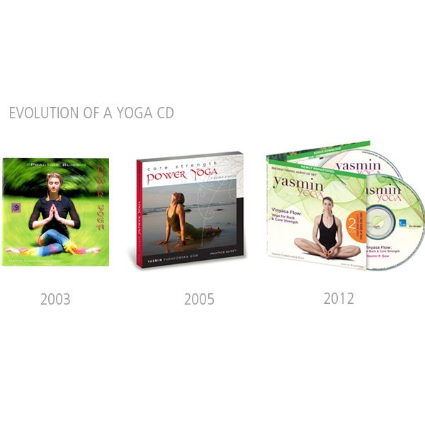 The Yoga CD That Started it All