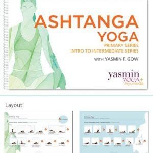 Ashtanga Yoga Primary Series & Intro to Intermediate Series