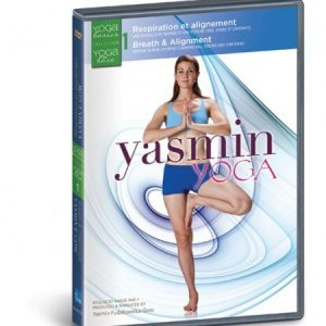 Yoga Basics 1 :  Breath & Alignment (DVD)