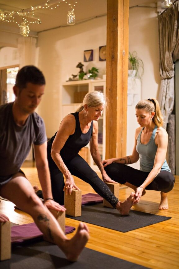 Yoga corporate